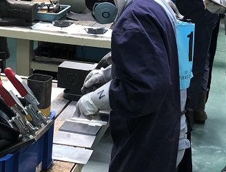 第50回山口県溶接技術競技会